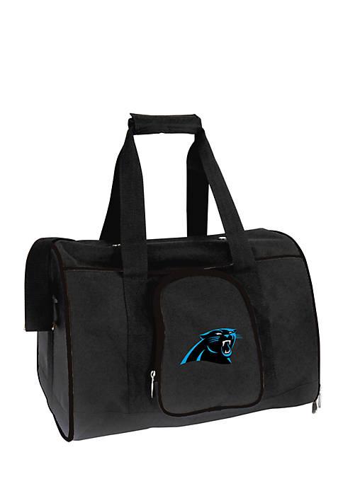 Mojo NFL Carolina Panthers Premium 16-in. Pet Carrier