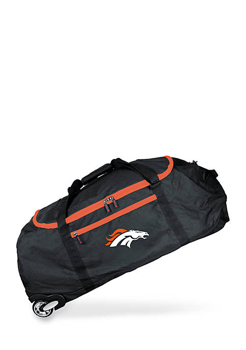 Mojo Denver Broncos 36-in. Collapsible Duffel