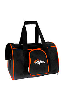 NFL Denver Broncos Premium 16-in. Pet Carrier