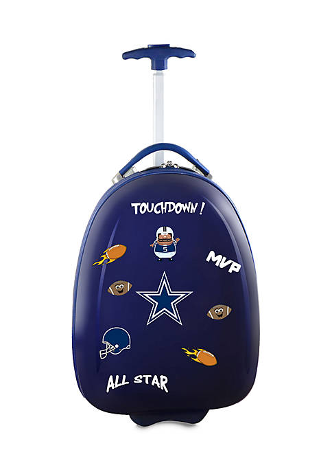 NFL Dallas Cowboys Kids Pod Luggage