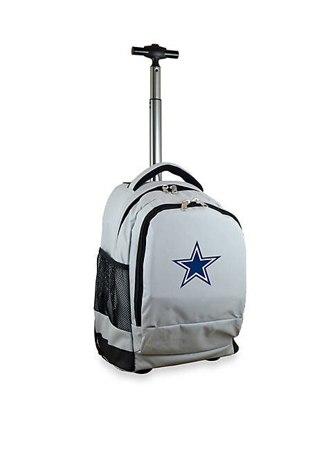 Mojo Dallas Cowboys Premium Wheeled Backpack
