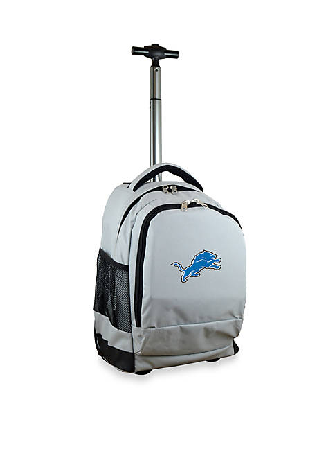 Mojo Detroit Lions Premium Wheeled Backpack