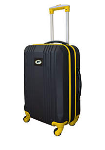 Mojo NFL Green Bay Packers Carry-on Luggage