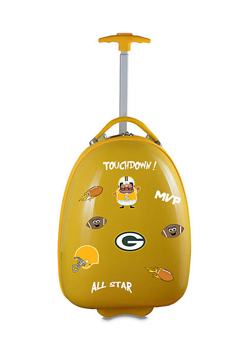 NFL Green Bay Packers Kids Pod Luggage