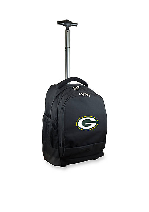 Mojo Green Bay Packers Premium Wheeled Backpack