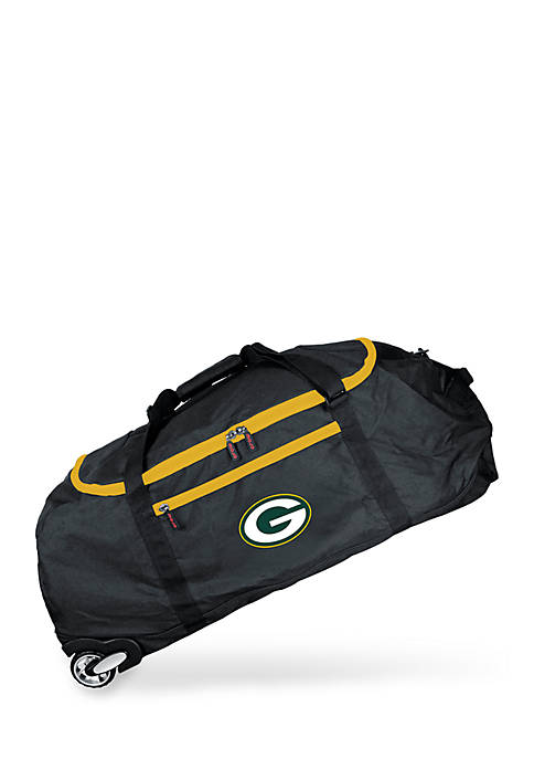 Mojo Green Bay Packers 36-in. Collapsible Duffel