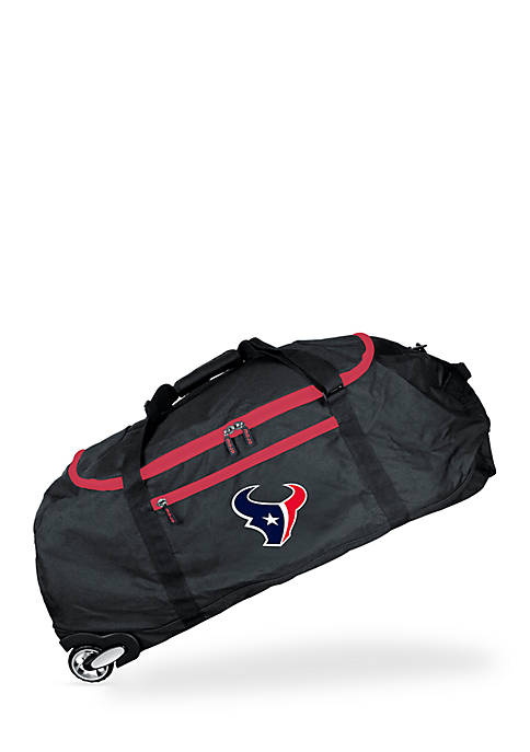 Houston Texans 36-in. Collapsible Duffel