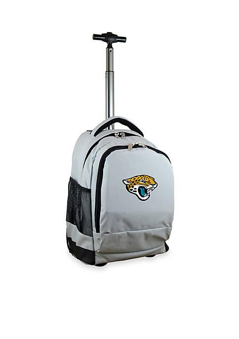 Mojo Jacksonville Jaguars Premium Wheeled Backpack
