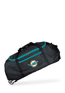 Miami Dolphins 36-in. Collapsible Duffel