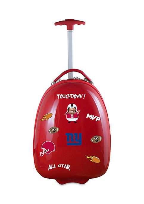 NFL New York Giants Kids Pod Luggage