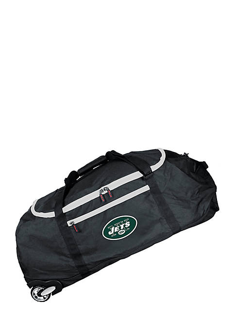 New York Jets  36-in. Collapsible Duffel