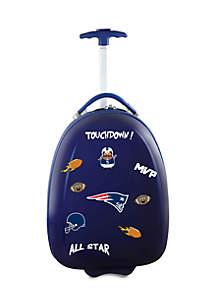 NFL New England Patriots Kids Pod Luggage
