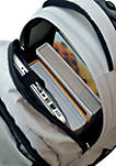 New England Patriots Premium Wheeled Backpack