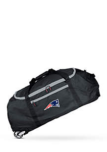 New England Patriots  36-in. Collapsible Duffel