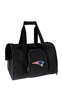NFL New England Patriots Premium 16-in. Pet Carrier