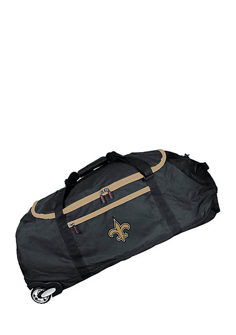 Mojo New Orleans Saints 36-in. Collapsible Duffel
