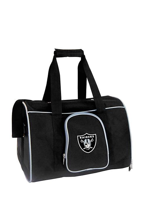 NFL Oakland Raiders Premium 16-in. Pet Carrier