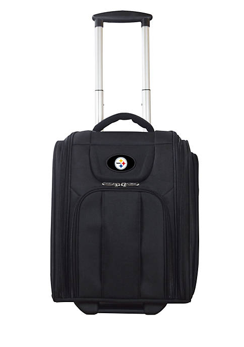 Denco NFL Pittsburgh Steelers Business Tote Laptop Bag
