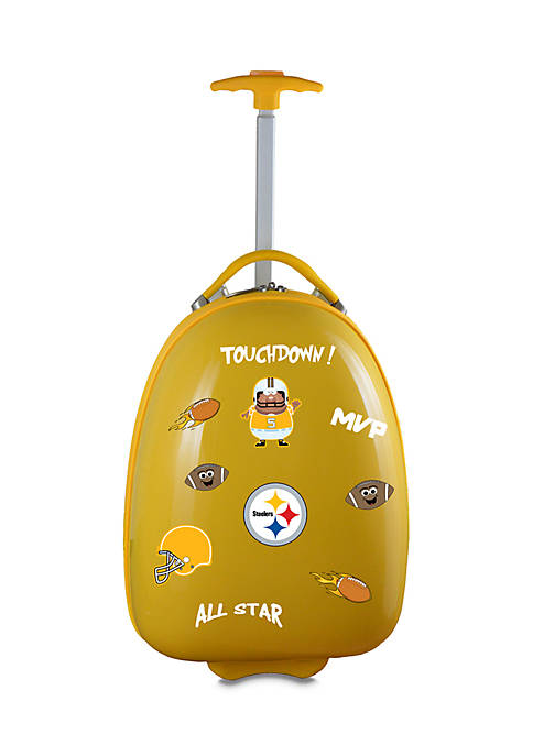Mojo NFL Pittsburgh Steelers Kids Pod Luggage