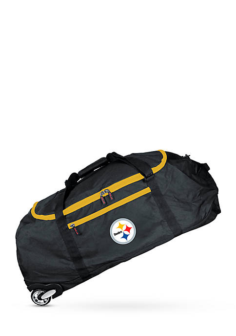 Pittsburgh Steelers 36-in. Collapsible Duffel