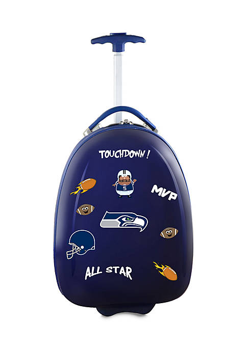 Mojo NFL Seattle Seahawks Kids Pod Luggage