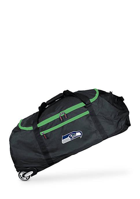Seattle Seahawks 36-in. Collapsible Duffel