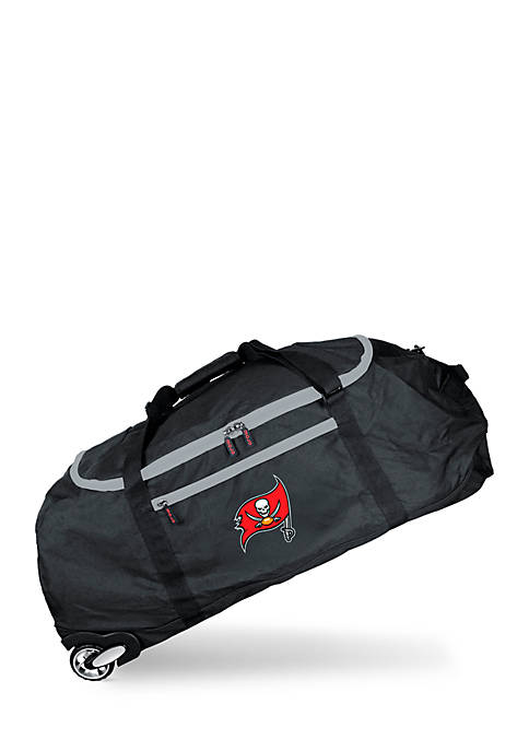 Mojo Tampa Bay Buccaneers 36-in. Collapsible Duffel