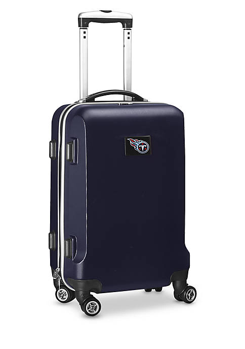 Tennessee Titans 20-in. 8 wheel ABS Plastic Hardsided Carry-on