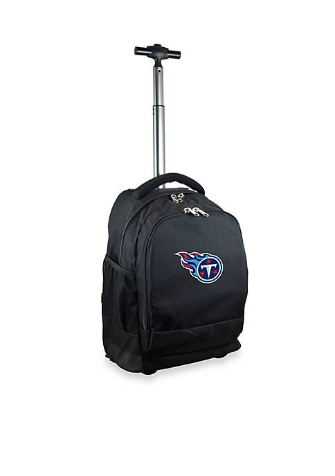 Mojo Tennessee Titans Premium Wheeled Backpack