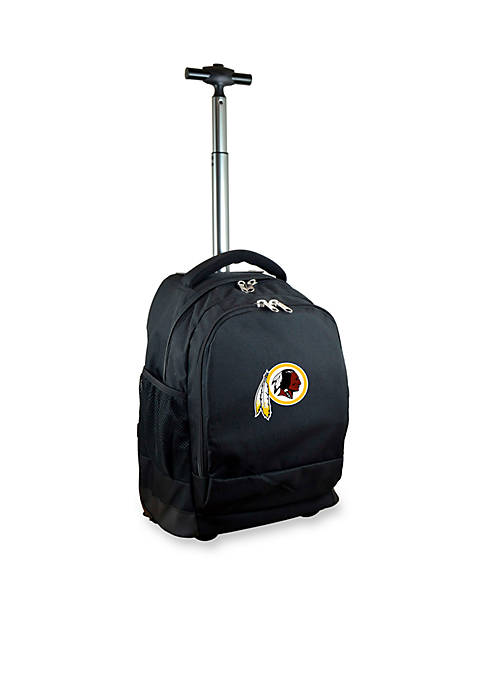 Denco Washington Redskins Premium Wheeled Backpack