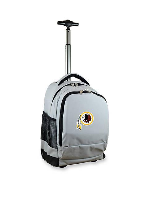 Denco Washington Redskins Premium Wheeled Backpack