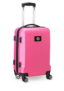 Boston Bruins 20-in. 8 wheel ABS Plastic Hardsided Carry-on