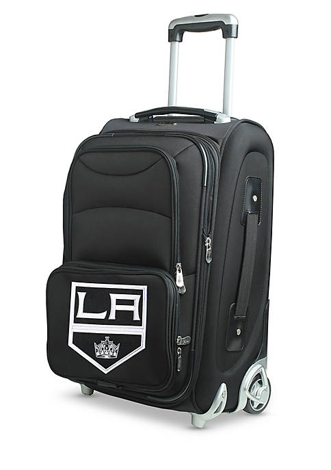 Denco NHL Los Angeles Kings Luggage Carry-On Rolling