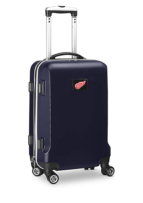 Detroit Red Wings 20-in. 8 wheel ABS Plastic Hardsided Carry-on