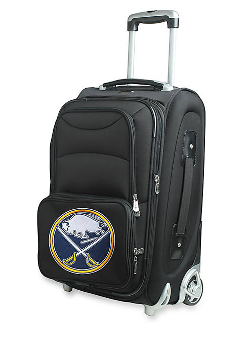NHL Buffalo Sabres  Luggage Carry-On 21in Rolling Softside Nylon