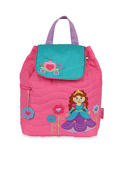 Quilted Backpack, Princess