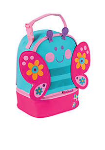 Butterfly Lunch Pal Lunch Box