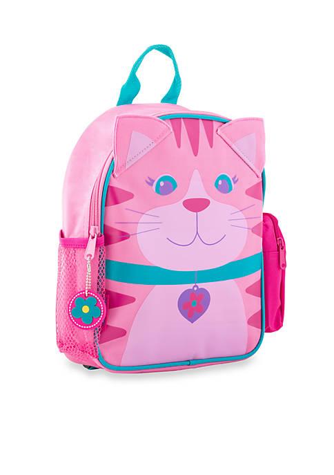 Stephen Joseph Mini Sidekick Backpack, Cat