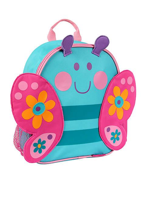 Stephen Joseph Mini Sidekick Butterfly Backpack