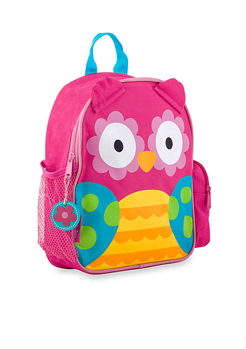 Stephen Joseph Mini Sidekick Backpack, Owl