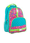 All Over Paisley Print Backpack