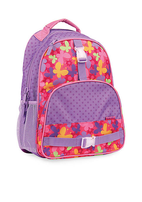 Stephen Joseph Allover Print Backpack, Butterfly