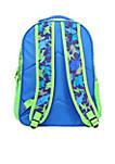 Allover Print Backpack, Shark