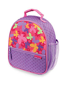 Allover Print Lunch Box, Butterfly