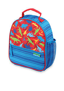 Stephen Joseph Allover Print Lunch Box, Dino