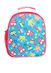 Allover Print Lunch Box, Owl