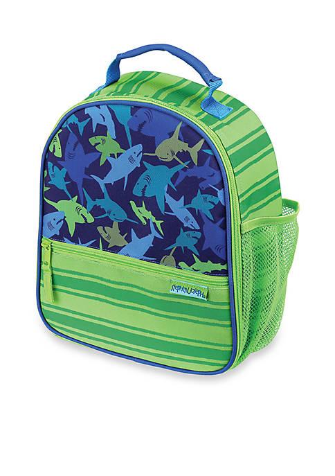 Allover Print Lunch Box, Shark