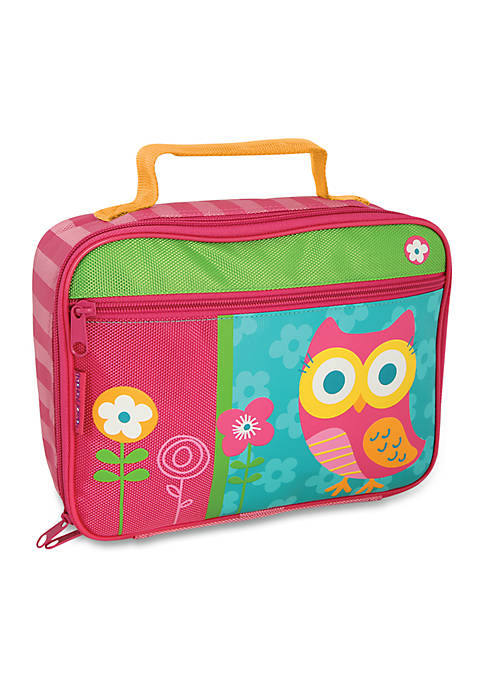 Lunch Box, Turq Owl