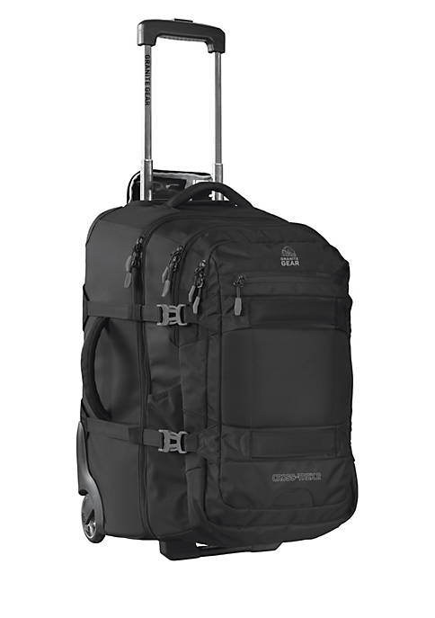 Granite Gear Wheeled Carry-On Removable Backpack