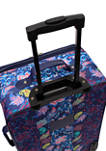 5 Piece Paisley Luggage Set
